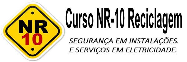 Página Inicial | Curso NR-10 Reciclagem